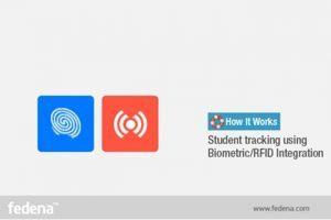 Student Tracking Using Biometric & RFID Integration - Fedena Plugin