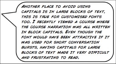 avoid-capital-text