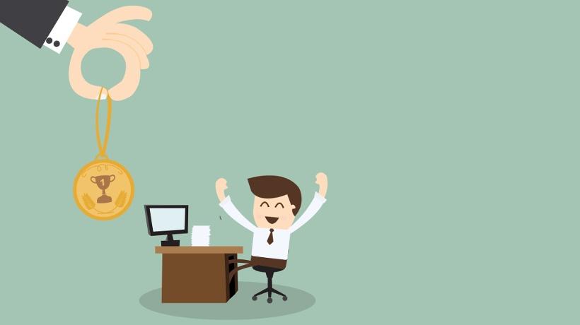 Extrinsic Motivation In Online Training