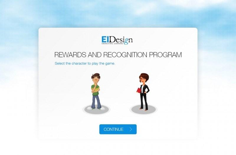 EI Design Gamification Rewards & Recognition 1