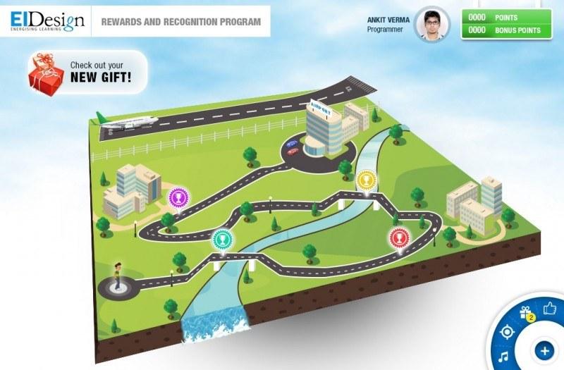 EI Design Gamification Rewards & Recognition 2