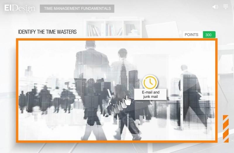 EI Design Gamification Time Management