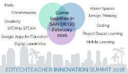 EdTech Teacher Innovation Summit 2016