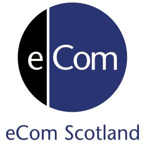 eCom Scotland logo