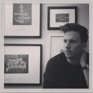 Photo of Rob Sanderson