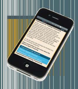 EI Design Mobile app for induction