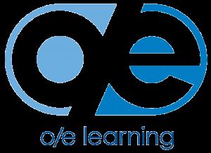 o/e learning logo