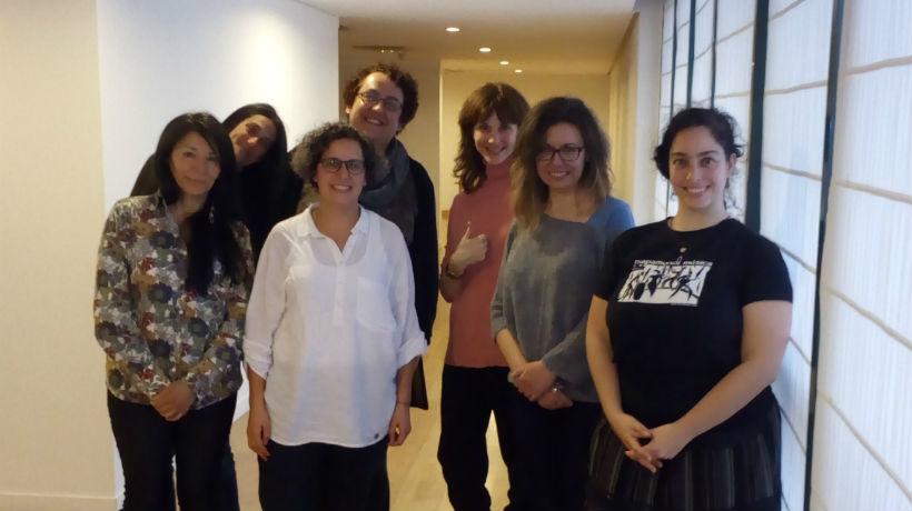 Women In eLearning Meetup In Madrid