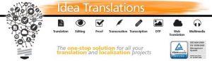 Idea Translations logo