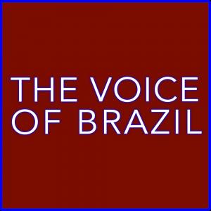 THE VOICE OF BRAZIL logo