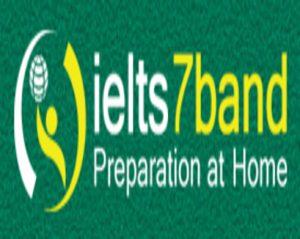 Ielts7band logo