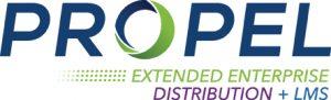 PROPEL Enterprise + Distribute logo