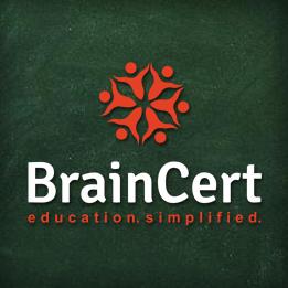 BrainCert logo