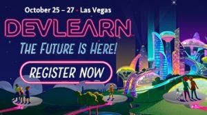 DevLearn 2017 Pre-Conference Certificate Workshops