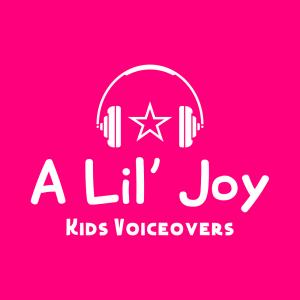 A Lil' Joy Kids Voiceovers logo