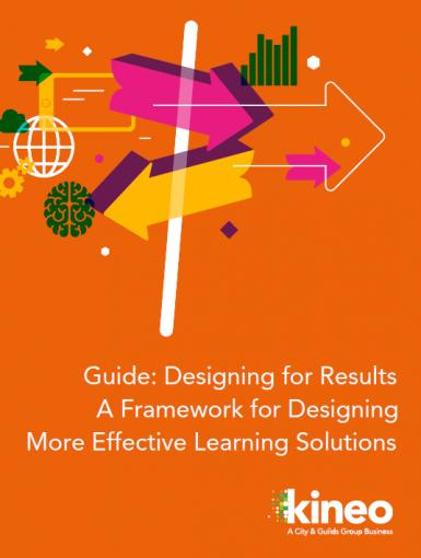 Designing For Results - A Framework For Designing More Effective Learning Solutions