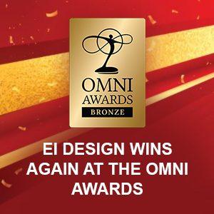 EI Design Wins Again At The Omni Awards