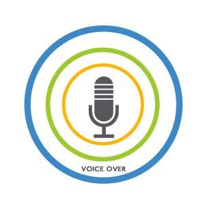 TEworks Voices logo