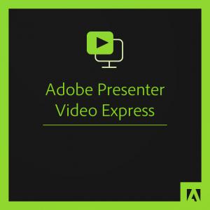 Adobe Presenter Video Express logo