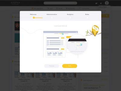 Screenshot of Knolyx