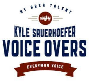Kyle Sauerhoefer Voice Overs logo